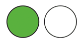 Polyglyceryl-4 caprate ingrediente a pallino verde