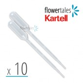 Pipette Pasteur Kartell (monouso)