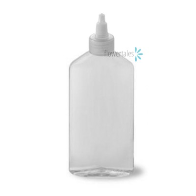 "100ml ""SQUEEZE"" BOTTLE WITH ""TWIST OPEN"" NOZZLE"