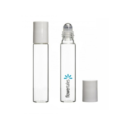 15ml GLASS CONTAINER WITH ROLL-ON BALL